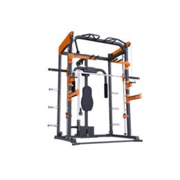 龙门架深蹲卧推架综合训练组合健身器材