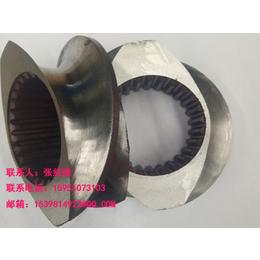 南京科尔特6542料T60机20机挤出机螺套厂家