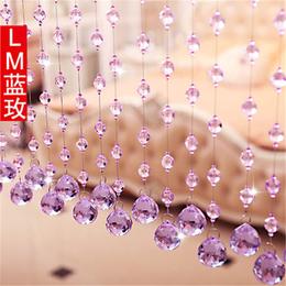 晶鹏水晶—做工细致(图)-厨房水晶门帘-水晶门帘