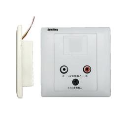 SanRing厂家直销TS-JW病房电视伴音蓝牙音频接收器