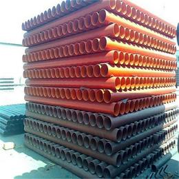 球墨铸铁排水管(图)_机制铸铁管厂家_铸铁管