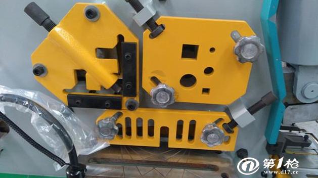 角钢剪切槽钢冲孔及功能