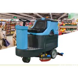 合富圣H860商场车库物业工厂学校用驾驶式洗地机