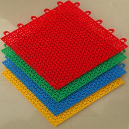 安徽软质大米字格拼装悬浮地板幼儿园专用地板软质防滑