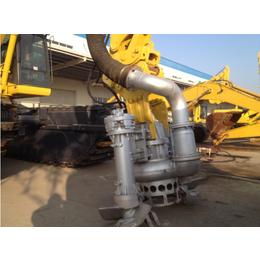 江淮液压泵厂家直销挖掘机铰刀抽沙泵水下绞吸搅拌泥沙砂浆泵