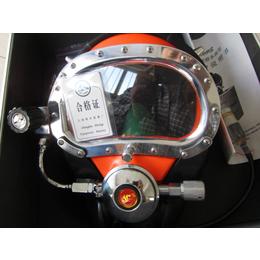 深潜打捞佳品 MZ300-B型 KMB18B型重潜头盔