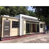 南昌旅游之地的移动厕所发展必要性