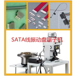 冷压绝缘端子机批发、东莞创达机械厂、广州冷压绝缘端子机
