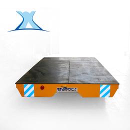 河南供应轨道式电动平板运输车