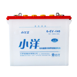 6-EV-140型电动轿车蓄电池电瓶