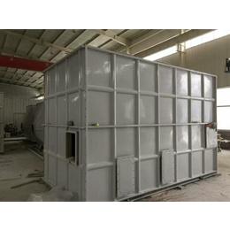 河北沧州厂家直销  玻璃钢SDG干式酸性废气净化器