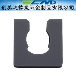 汕头硅胶制品质量稳定阳江吸尘机U型硅胶垫配件耐酸碱抗老化耐压