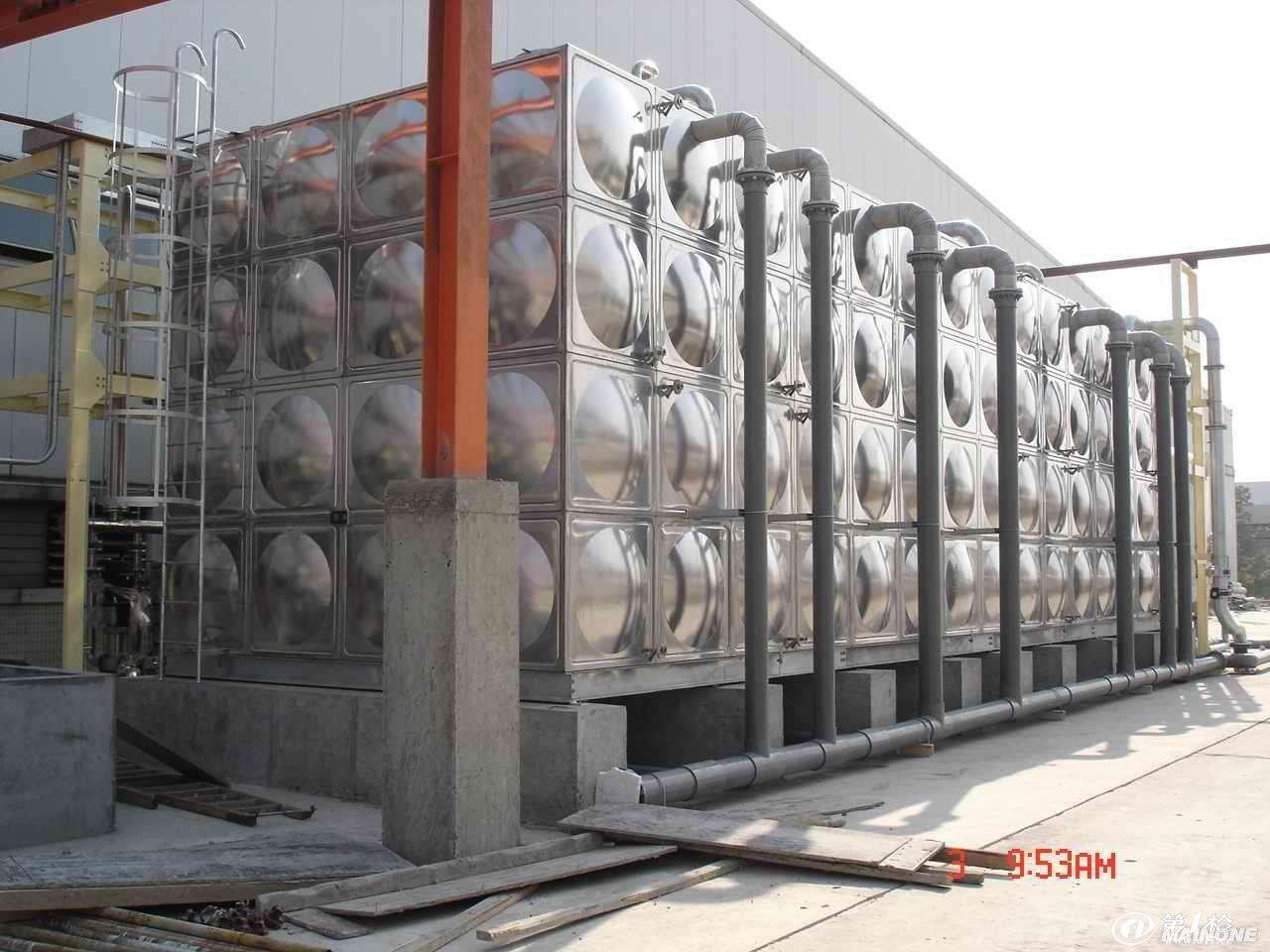 供应不锈钢消防水箱保温水箱冷水箱