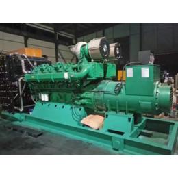 玉柴600KW热电联供CHP天然气发电机组 燃气热电联供发电