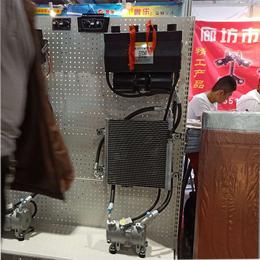 驻车空调车载空调机24V货车电动变频改装车用制冷大货车卡车