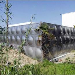 泵房一体化供水qy8千亿国际,仙圆不锈钢水箱