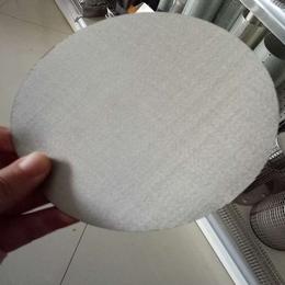 注塑件使用的不锈钢过滤片