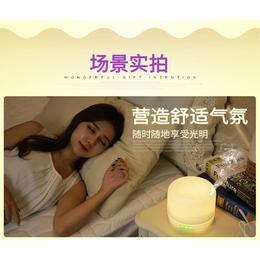 厂家生产香薰机创意礼品 加湿器照明台灯装饰品