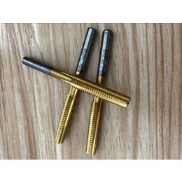 螺帽丝锥进口含钴高速钢丝攻螺母专用丝锥益泽切削工具厂家直销
