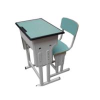 课桌椅颜色为什么选用土黄色?