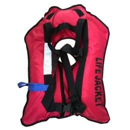 宁波振华气胀式救生衣 海上演习 平台施工充气救生衣