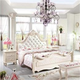 卧室双人高级大床定制缩略图