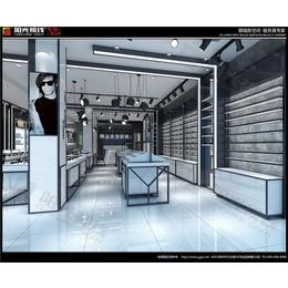 湖南眼镜店装修图片|【阳光视线】眼镜展柜|龙岩眼镜店装修