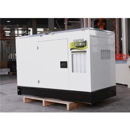 静音30千瓦车载柴油发电机