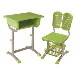 HL-A1911单人塑料扭转式课桌椅缩略图
