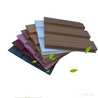 选择竹木纤维集成墙板,也可以私人定制
