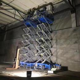 16米升降机 16米升降平台 电动剪叉升降平台价格