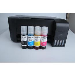 适用爱普生004打印机墨水L3158机兼容墨水65ml