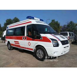 福特全顺长轴救护车 新世代全顺救护车
