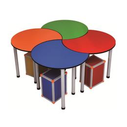 HL-A1977彩色组合桌A型