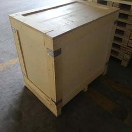 山东青岛胶南木质包装箱厂家定制胶合板木箱 方便实用