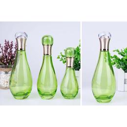 化妆品玻璃瓶定制批发乐鑫396532 化妆品瓶子