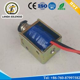 推拉式电磁铁SQ0620 微型框架式电磁铁