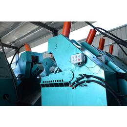 金属剪切机-力锋机械生产厂家-半自动金属剪切机