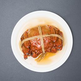 苏州升鲜记大闸蟹香辣蟹 全国招商加盟  香辣蟹美味
