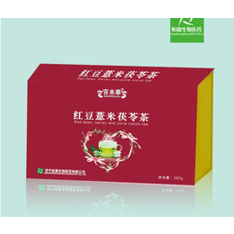 红豆薏米茯苓茶oem贴牌加工袋泡茶代加工一件代发山东厂家恒康