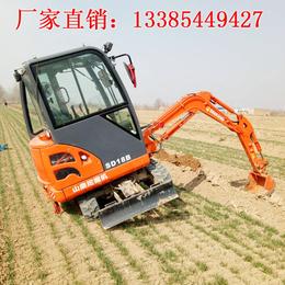 小型履带挖掘机价格 果树地用小型挖掘机