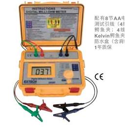 EXTECH 380580 毫欧姆计