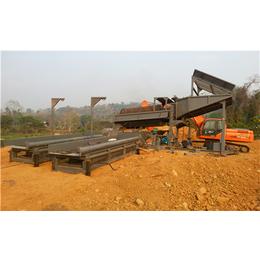 青州科大环保(图)-沙金矿淘金机器-方正淘金机器