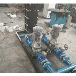 伊犁固定管板式换热器-旭辉换热设备供应-固定管板式换热器价格