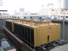玻璃钢冷却塔方形冷却塔圆形冷却塔配件及填料唐山科力制作维修