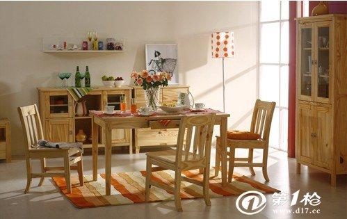 选择松木来全屋定制新家的家具