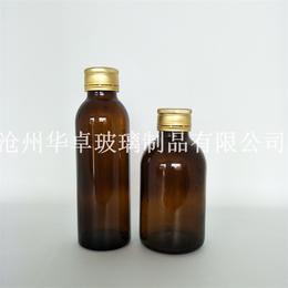 河北华卓致力打造全新口服液玻璃瓶 口服液瓶规格齐全