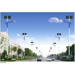 led太阳能路灯安装-太原宏原户外照明-朔州太阳能路灯