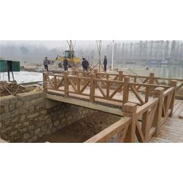 混凝土仿木护栏厂家-玉树仿木护栏-泰安压哲护栏(多图)