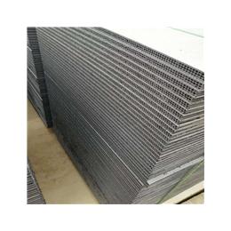 PP中空塑料建筑模板单螺杆板材挤出机生产qy8千亿国际厂家